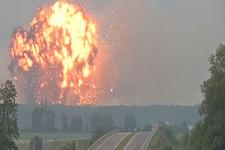 Ukrayna'da patlama! 30 bin kişi tahliye ediliyor