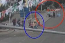 DEAŞ bombacısı miting alanına bombaları böyle koymuş!