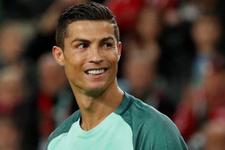 Ronaldo da 'Come to Beşiktaş' çılgınlığına katıldı!