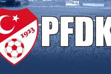 PFDK kararları açıklandı! İşte olaylı derbinin faturası