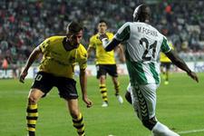 Konyaspor Vitoria Guimaraes maçı sonucu ve özeti