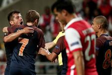 Braga-Başakşehir maçından fotoğraflar