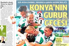 Günün spor gazete manşetleri! 29 Eylül 2017