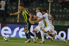 Akhisar Fenerbahçe maçı golleri ve geniş özeti
