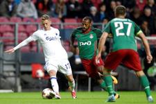 Beşiktaş'ın eski yıldızı Avrupa Ligi tarihine geçti