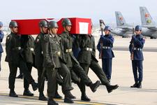 Şehit Acar'ın cenazesi Ankara'ya getirildi