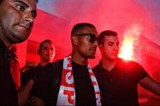 Antalyaspor'un yeni transferine müthiş karşılama