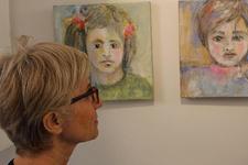 Fransa'da Türk ressamların sergisi açıldı