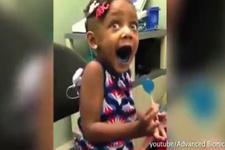 İşitme engelli insanların ilk kez ses duyması