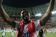 Samuel Eto'o'dan Beşiktaş'a mesaj