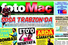 Günün spor gazete manşetleri! 8 Eylül 2017