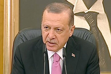 Erdoğan'dan CHP'li Tanrıkulu'na sert sözler