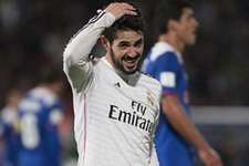 Isco Real Madrid'le imzalıyor