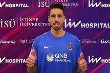 Sosa Trabzonspor için sağlık kontrolünden geçti