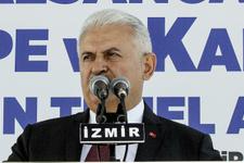 İzmir'in çılgın projesi Başbakan Yıldırım açıkladı