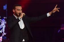 Cenk Tosun O Ses Türkiye'de şarkı söyledi