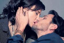 Fi dizisi olay yarattı Mehmet Günsür'den öpüşme rekoru!