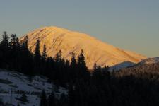 Ilgaz Dağı'nda otellerin tamamı doldu