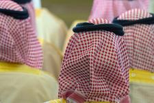 Suudi Arabistan'da iki erkeğin evlendiği görüntüler olay oldu!