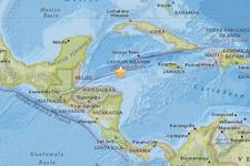 Karayipler'de şiddetli deprem tsunami uyarısı yapılmıştı