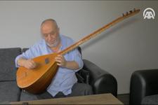 Görme engelli Ozan Hollandaca bestelediği türkülerle gönülleri fethetti
