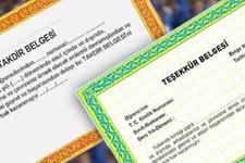 Takdir ve teşekkür hesaplama e okul giriş nasıl yapılır?