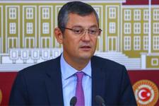 CHP Grup Başkanvekili Özel'den 'TBMM'deki tadilatlar' eleştirisi