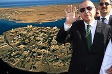 Türkiye'ye tahsis edilen Sevakin Adası'yla  ilgili şaşırtan detay