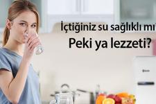 Sağlığınıza önem veriyorsanız suyunuza dikkat edin