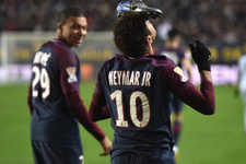 Neymar'ın sevincindeki sır ortaya çıktı