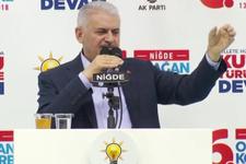 Başbakan Yıldırım sert çıktı: Ağzımı açtırma bak