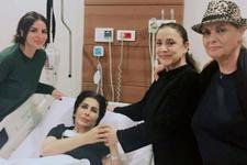 Kanser tedavisi gören Nuray Hafiftaş'ı dostları unutmadı