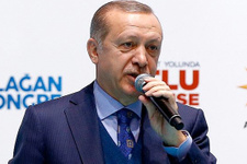 Erdoğan'dan FETÖ liderine: Ölene kadar...