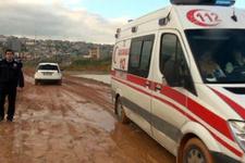 İzmir'de çukura düşen iki çocuk boğuldu