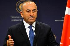Çavuşoğlu'ndan ABD'ye YPG tepkisi