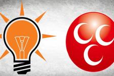 AK Parti-MHP ittifak toplantısının tarihi belli oldu