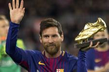 Lionel Messi kırılmadık rekor bırakmıyor