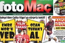 Günün spor gazete manşetleri! 16 Ocak 2018