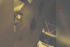 Caddeyi çekerken cinayeti kaydetti
