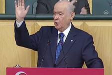 Bahçeli'den bomba ittifak sözleri 2019'un anahtarını açıkladı