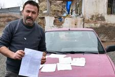 Hiç gitmediği İstanbul'da 48 ceza yedi