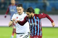 Trabzonspor Konyaspor maçı fotoğrafları