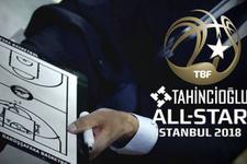 All Star kadroları açıklandı