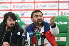 Ümit Özat'tan Bursaspor maçı sonrası sert açıklama