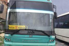 12 bin TL'ye otobüs aldı içini öyle bir şey yaptı ki... Paraya para demiyor