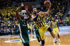 Fenerbahçe Doğuş Panathinaikos'u devirdi