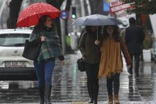 Antalya'da hava çok kötü meteorolojiden alarm geldi