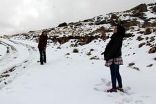 Erzurum'da kuvvetli kar yağışı 5 günün hava tahmini