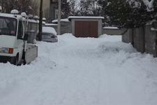 Erzincan'da kuvvetli kar yağışı 5 günün hava tahmini