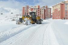 Muş'ta kuvvetli kar yağışı 5 günün hava tahmini